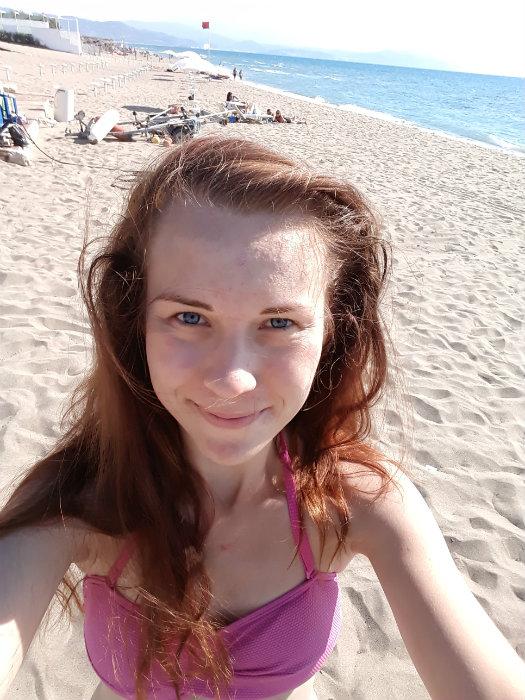 pláž Paestum Itálie